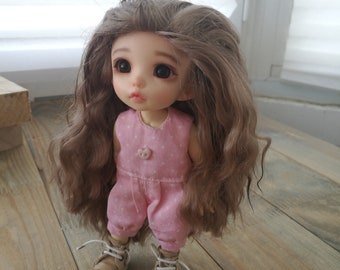 Pukifee bjd doll wig blythe hair sold out\for order