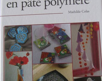 """Book """"new ideas in polymer clay - 24 achievements"""