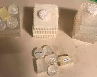 Homemade Soap Sampler