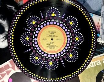 Fabulous Fifties - Lg Vinyl Art