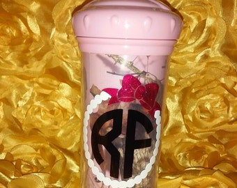 Personalized Camo Sippy