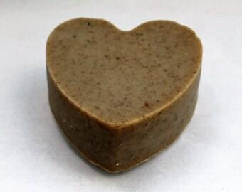 Heart Rhassoul Clay Body/Shampoo Bar