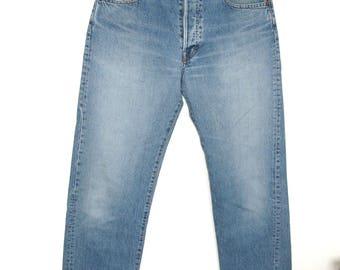 DIESEL Basic Jeans Blue denim Jeans, Size 32