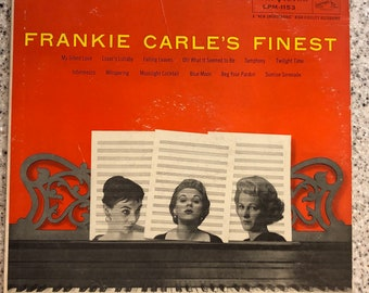 Frankie Carle's Finest LP