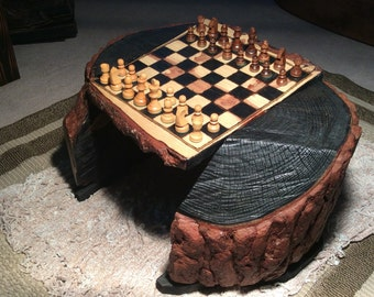 Checkmate Coffee Table (out of stock)