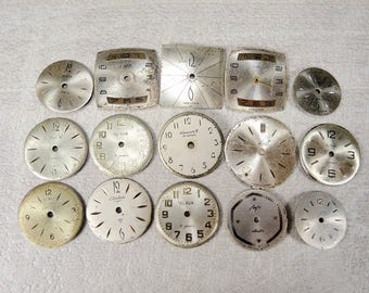 Small Watch Faces - set of 16 - c128