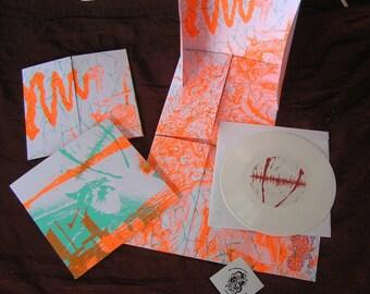 """Vinyl 7"""" H / Hedoromeruhen - Le Petit Mignon"""