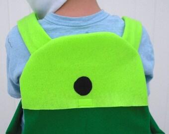 Finn's Backpack Adventure Time inspired, Cosplay, Costume, Bag