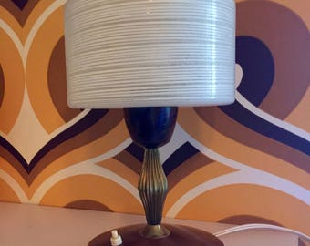 50's Philips Table lamp by Louis Kalff
