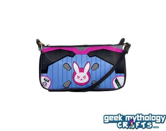D Va Inspired Clutch Purse Hand Bag PRE-ORDER