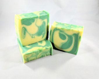 Lemon Lime Soap 4.5oz