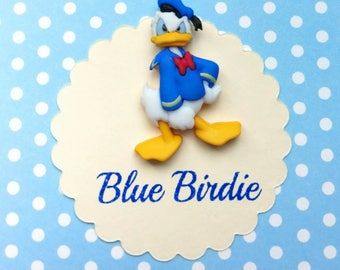 Donald Duck brooch Disney jewelry Donald Duck jewellery Disney jewellery Disney jewelry Donald Duck gift Disney trip Disney vacation