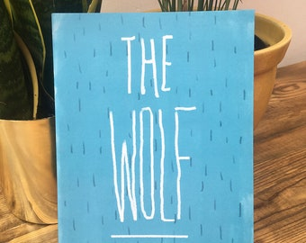 The Wolf - Comic Book