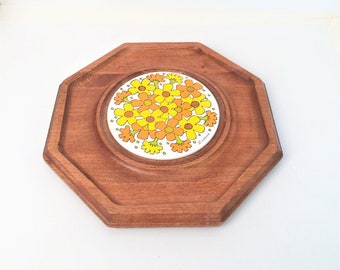 Cheese Board, Goodwood, Sunflower, wooden board