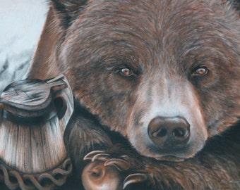 This Bear (print)