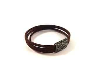 Ethnic mens bracelet