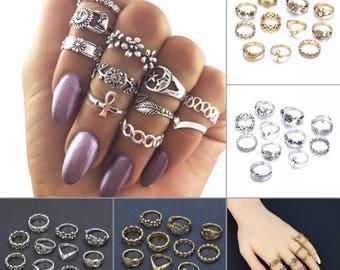Goddess Rings