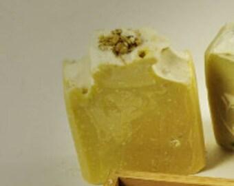 Chamomille & Carrott Sensitive Skin Soap 70% olive oil