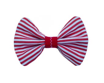 Candy Stripes Pet Bow Tie