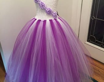 Tulle dress    Girls size 8
