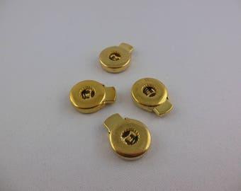 Blockers cord gold metallic color
