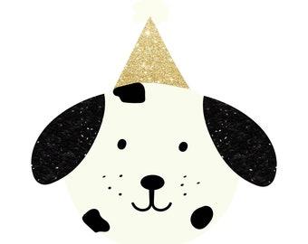 Puppy Clip Art Image