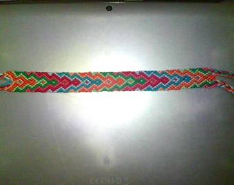 Friendship Bracelet arrow 8 colors