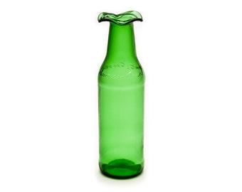 Beer Bottle Vase