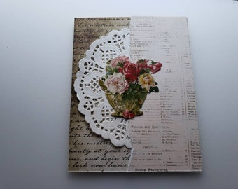 Handmade any occassions greeting card