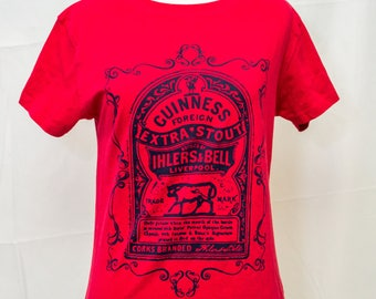 Graphic Tee  Guinness Extra Stout