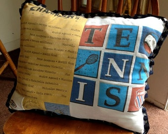 T-Shirt Memory Pillow Custom made to order