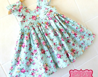 PATTERN Grace Dress - PDF Pattern and Tutorial (Instant Download)