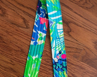 CAMERA STRAP in Lilly Pulitzer 2017 Purrfect