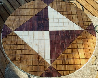 Handmade Pai Sho Board 24 Inch