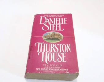 Thurston House by Danielle Steel  Paperback  Romance