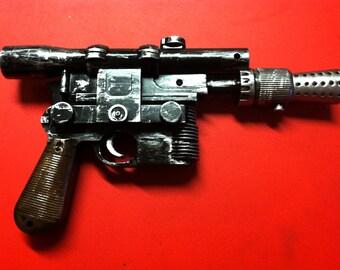 Star Wars - Han Solo DL44 Blaster - Toy - Cosplay