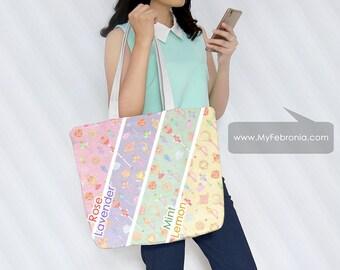 Sailor Moon Princess Tote Bags - 5 Designs