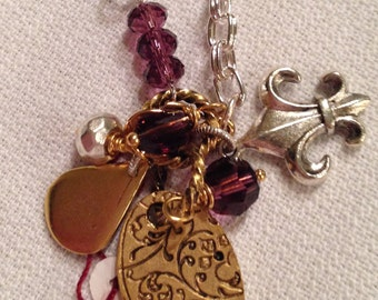 Whimisical charm necklace