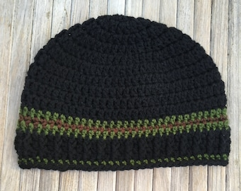 Mens' (or boys') Winter Beanie
