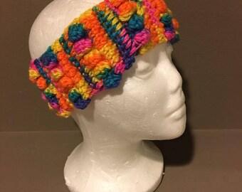 stitch headband - stretches