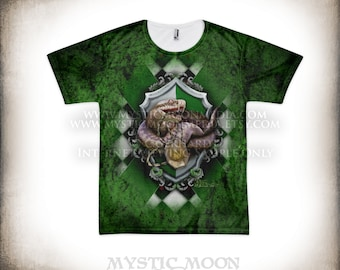 Cunning /Potter Shirt / School of / Nerd Gifts / Nerdy / Wizard / Witch / Magic / Magical / Wizardry/ XS - 2XL / plus size clothing / HP