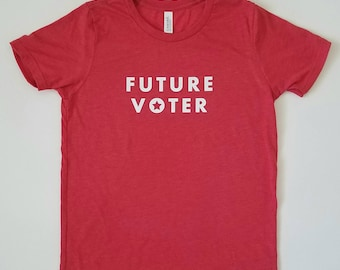 Future Voter -- Kids T-Shirt