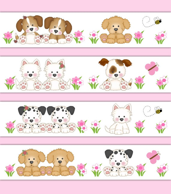 Puppies Wall Decor