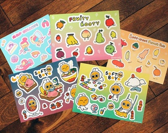 DEAL: 15 for 2 sticker sheets!