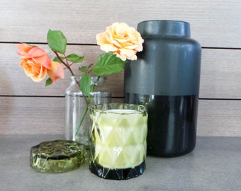 Diamond Range - Natural Soy Wax - Container Candle