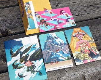 Individual Postcards