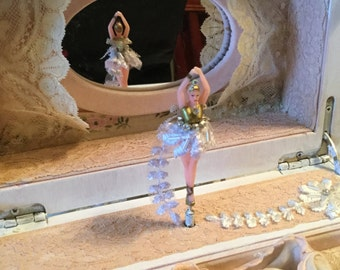 "BALLERINA Jewelry Box! Musical Twirling Ballerina Box COMING SOON! Just Sold Out, another about to be listed! Contact me to ""Reserve""!"