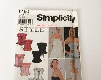Simplicity 9180