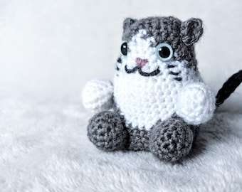 Crochet Amigurumi Doll - Cat