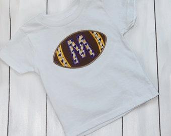 Football Shirt - Boys Football Shirt - Personalized Team Football Shirt - Custom Football Shirt - Custom Team Shirt - Personalized Football
